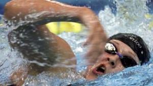 Hannah Stockbauer: Schwimm-Star wider Willen