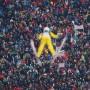 Springer kommt: Zuschauer auf der Mühlenkopfschanze in Willingen