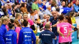 VC Wiesbaden spart sich eine Spielerin