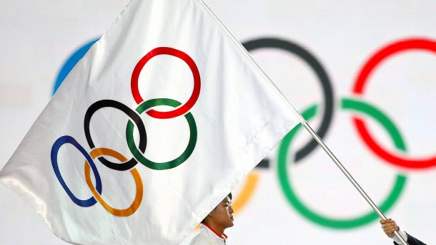 Olympisches Briefeschreiben