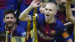 FC Barcelona holt den Copa del Rey