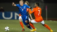 Island schockt die Niederlande