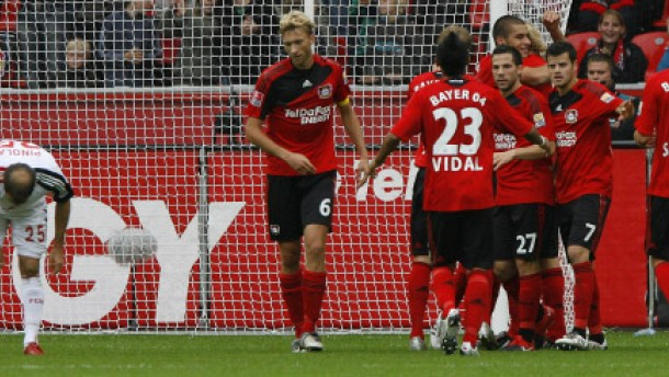 Ein perfekter Leverkusener Nachmittag