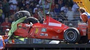 Feindbild Schumacher gibt sich gelassen