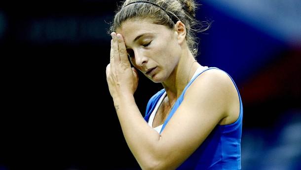 Frühere French-Open-Finalistin gesperrt