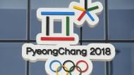 Die Olympischen Winterspiele 2018 finden im Februar in Südkorea statt.