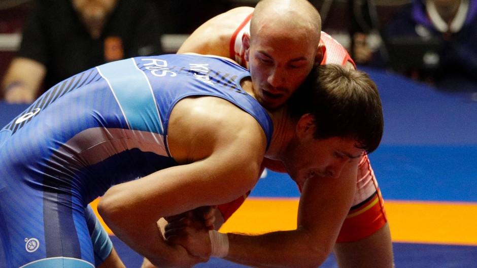 Kampfsport in Corona-Zeiten: Die Ringer werfen das Handtuch
