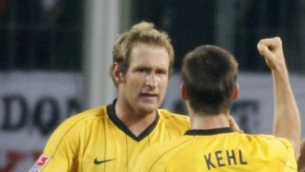 Dortmund bleibt in der Spitzengruppe