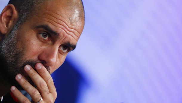 Guardiola überrascht mit seiner Taktik