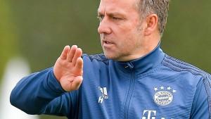 Bayern-Trainer Flick erklärt seinen Notruf