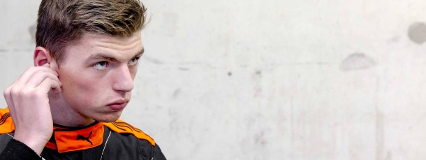 Max Verstappen ist noch minderjährig, wird aber 2015 schon in der Formel 1 fahren