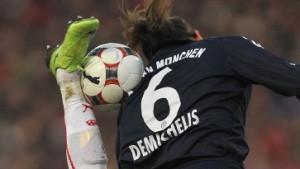 Bayern kurzzeitig Tabellenführer und dennoch traurig