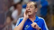 40 Jahre Volleyball-Trainer, davon 20 in Friedrichshafen: Stelian Moculescu