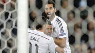 Ronaldo trifft weniger oft als Messi