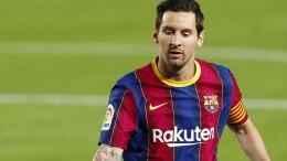 Messi gibt Fehler im Theater beim FC Barcelona zu