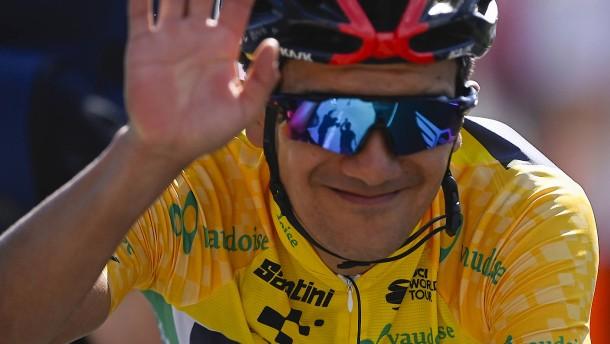 Gelb-Fieber bei der Tour de France