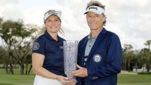 Golf-Oldie Langer knackt Preisgeld-Rekord