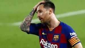 Die überraschend deutlichen Worte des Lionel Messi