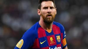 """Messi beschwert sich über """"kindische Fehler"""""""