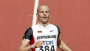 Sprinter Tobias Unger muß EM absagen