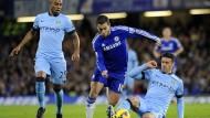 Chelsea und ManCity ohne Sieger