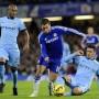 Beim Topspiel zwischen Chelsea und Manchester City gibt es keinen Sieger
