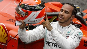 Ein Rennen für Niki Lauda