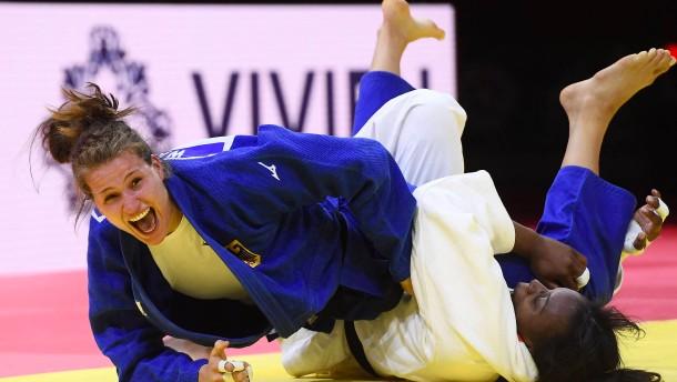 Erste deutsche Weltmeisterin seit ewigen Zeiten