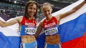 Russland droht Ausschluss von Olympia