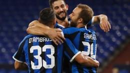 Inter und Manchester United beim Finalturnier