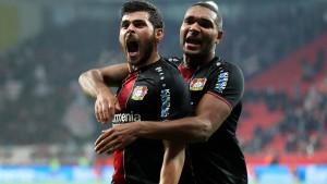 Leverkusener Erlösung