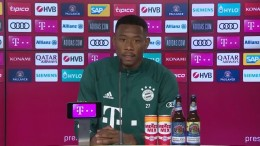 David Alaba verlässt den FC Bayern