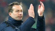 Mainzer Trainer Hjulmand vor dem Aus