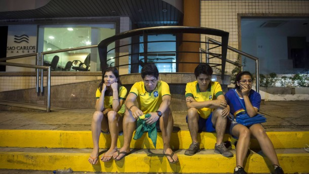 Wir werden für Neymar beten