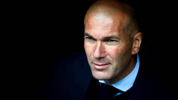 Wie Zidane zum Weltklasse-Trainer aufstieg