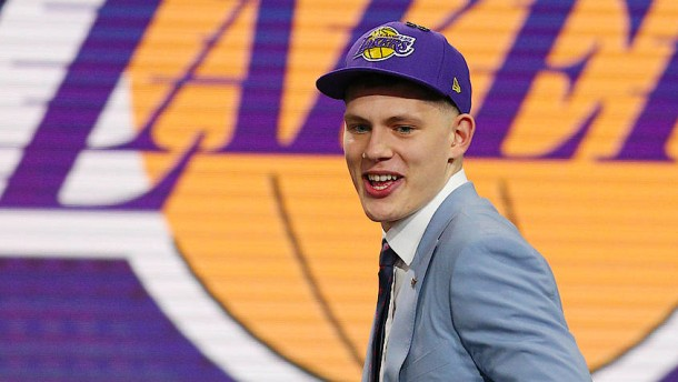 Los Angeles Lakers wählen Wagner