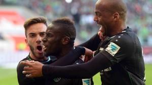 Wolfsburg gibt dem Nachbarn ein wenig Hoffnung