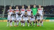 23 Supertalente vor ihrem großen Auftritt: Die deutsche U21 startet in die EM