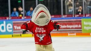 Eishockeyteams verzichten auf Wappentiere