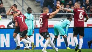 Mainz 05 schenkt Hannover Hoffnung