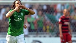 Werder trifft öfter als Cissé