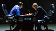 Carlsen zwingt Anand zur Aufgabe