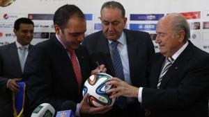 Ein jordanischer Prinz gegen Blatter
