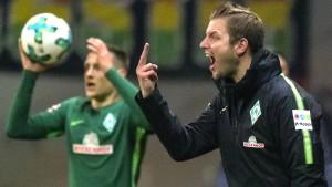 Bremen und die schwere Trainer-Entscheidung