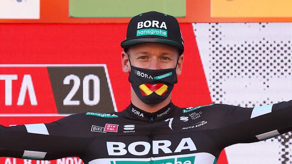 Pascal Ackermann gewinnt nachträglich die neunte Etappe der Vuelta.