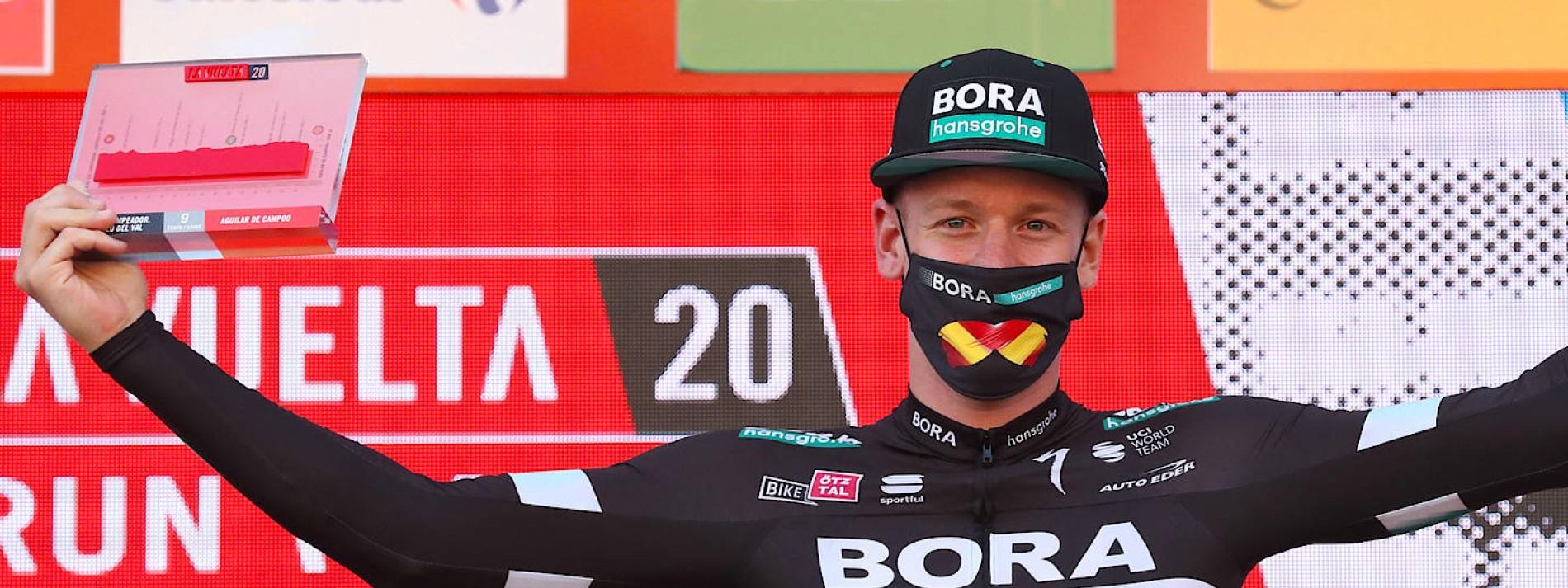 Ackermann gewinnt Etappe bei Vuelta nachträglich