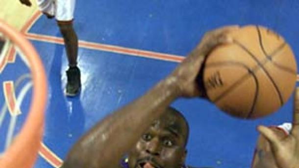 Lakers fehlt nur noch ein Sieg
