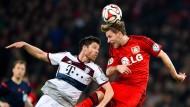 Für Bayern zählt nicht Bayer, sondern Barca