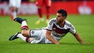Der WM-Traum ist geplatzt: Stürmer Kevin Volland von 1899 Hoffenheim