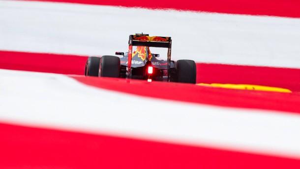 Die Formel 1 im Land der Dose